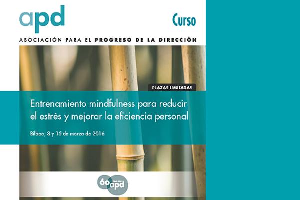 Mindfulness para reducir el estrés y mejorar la eficacia